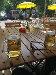 Beer in Kreuzberg